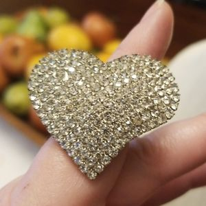 Statement Heart Ring